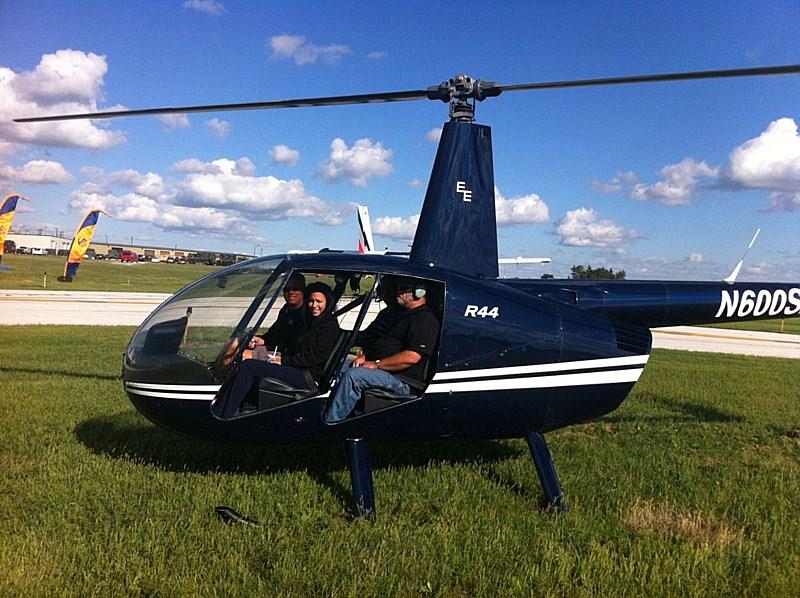 Helicopter Flight Photos  Destin FL